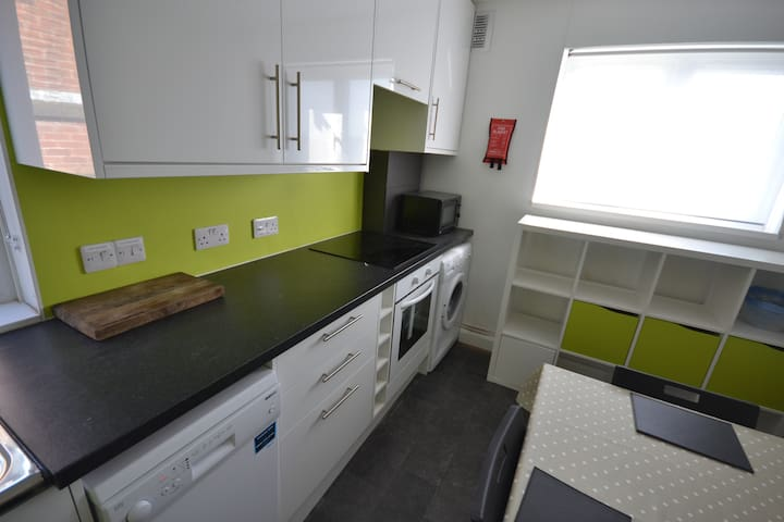 3 Bed apartment in the heart of Exeter City Centre