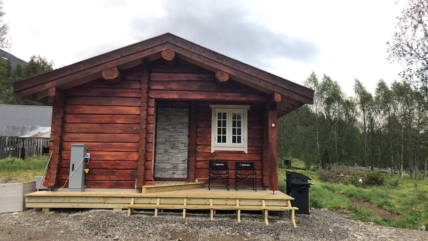 Warm and Inviting cabin, in the Reisavally