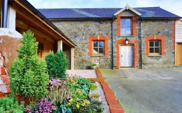 Contemporary Barn Conversion in the heart of Devon
