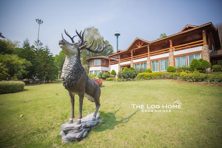 The Log Home Experience, Khao Yai - Khanong Phra - Bed & Breakfast