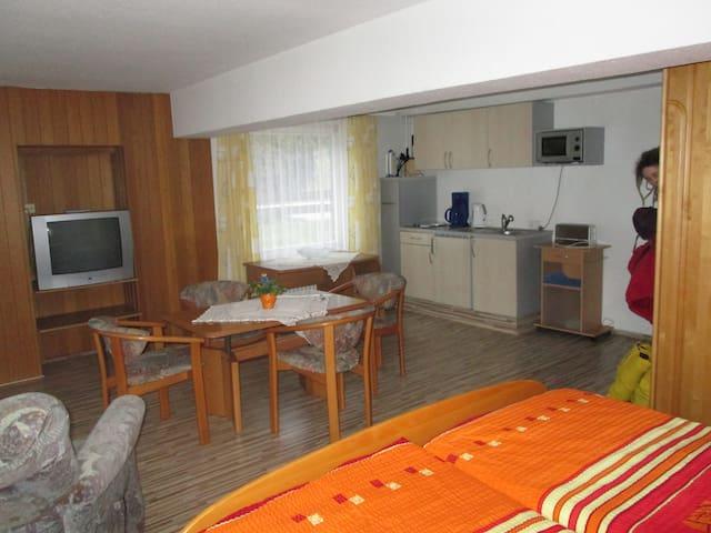 Ferienwohnung im Naturkost-Hotel Harz - Bad Grund