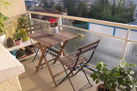 Appartement Cosy à 15 min de Paris - Bourg-la-Reine - Lägenhet