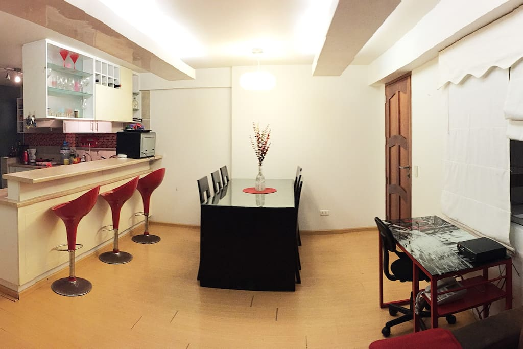 Comedor - dinning room