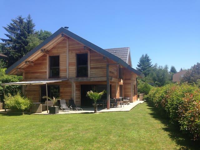Maison à 15 minutes du lac d'Annecy - Lovagny - Huis
