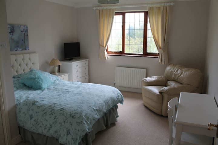 Beautiful Double Bedroom for ladies only - West Sussex - Hus
