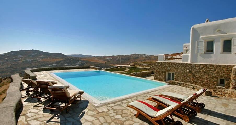 Villa Atalia Three - Mykonos - Apartament