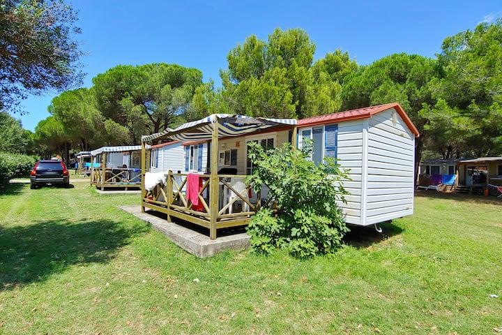 Bi Village mobile home Shelbox