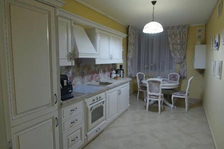 Exlcusive 3 room apartment with private parking - Oradea