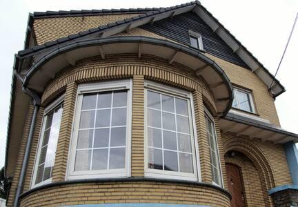 Villa de caractère en périphérie de Liège - Flémalle