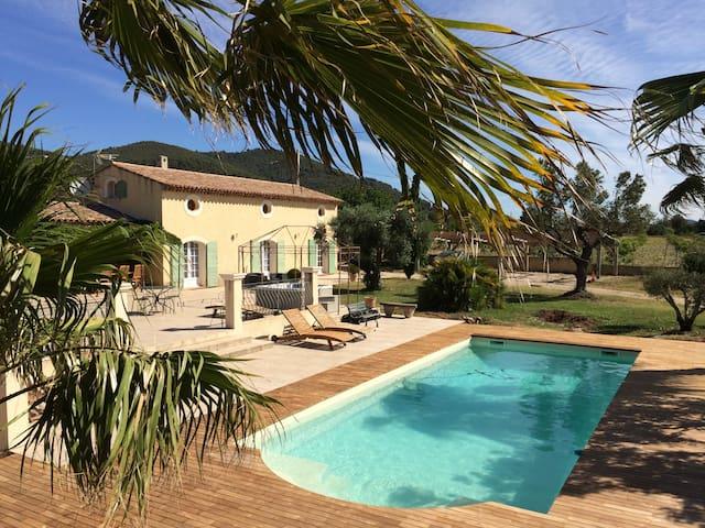 Superbe villa à 15 mn de la mer - La Farlède - Vila