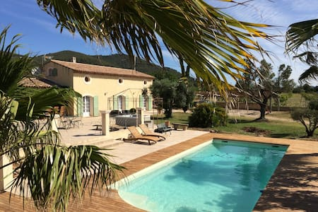 Superbe villa à 15 mn de la mer - La Farlède - 别墅