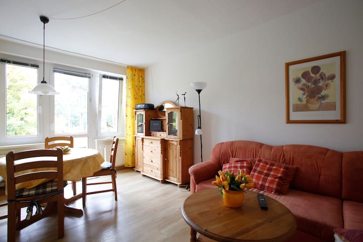 Appartment directly at the beach - Kühlungsborn - 公寓
