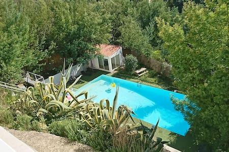 2 pièces Mandelieu, avec piscine - Mandelieu-la-Napoule