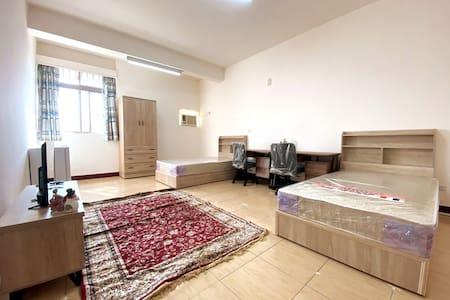 屏東內埔擁有安靜獨立大空間的優質宅邸(可加床、可包層)