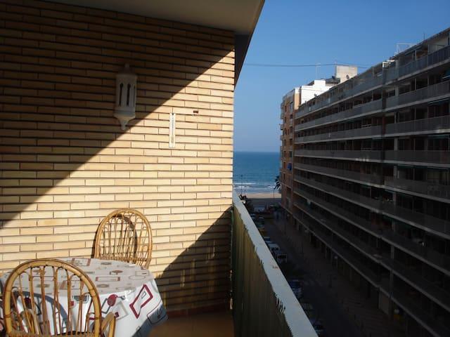 appartement avec parking prés de la plage