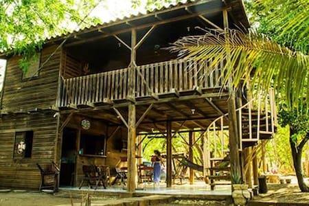 casa en playa Quizala, - San Rafael del Sur - Kisház