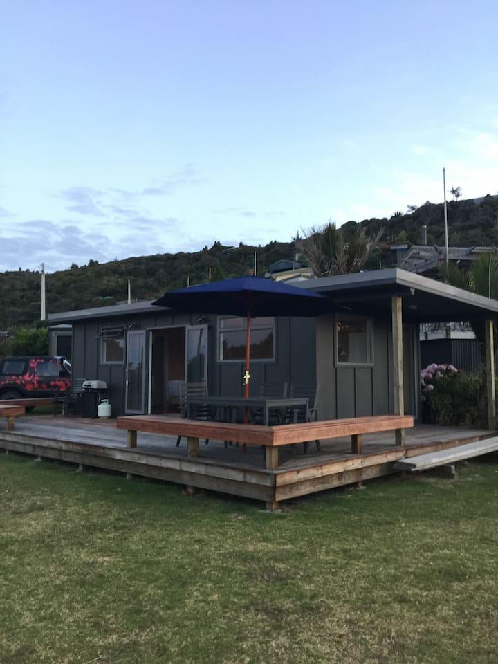 Beachside Cabin