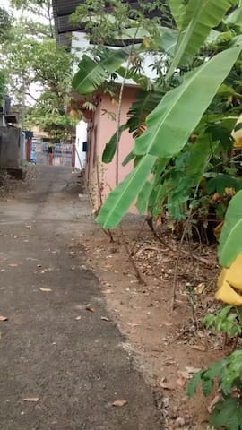 Accom for tourist/students/working prof/pilgrims. - Thiruvalla - Herberge