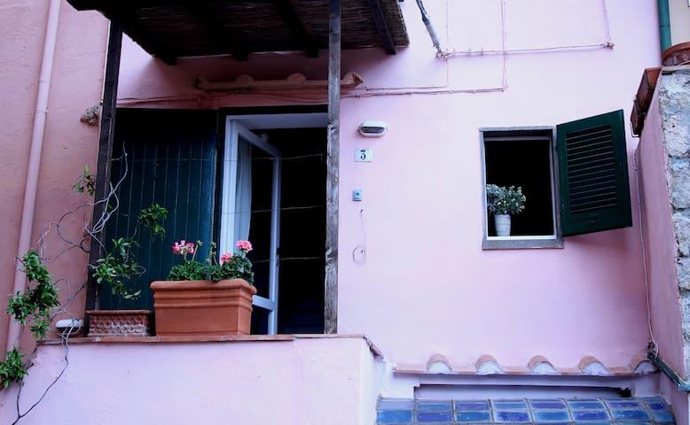 LA CASA ROSA - Porto Ercole - House