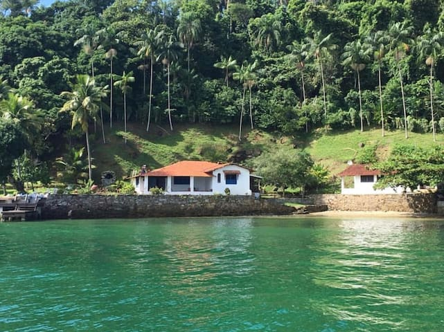 Private Island House - Angra dos Reis