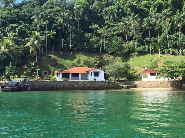Private Island House - Angra dos Reis