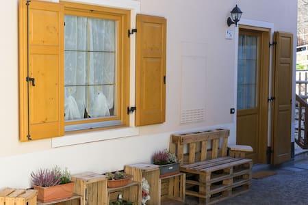 Borgo Tasini, Sant' Orsola terme (TN)