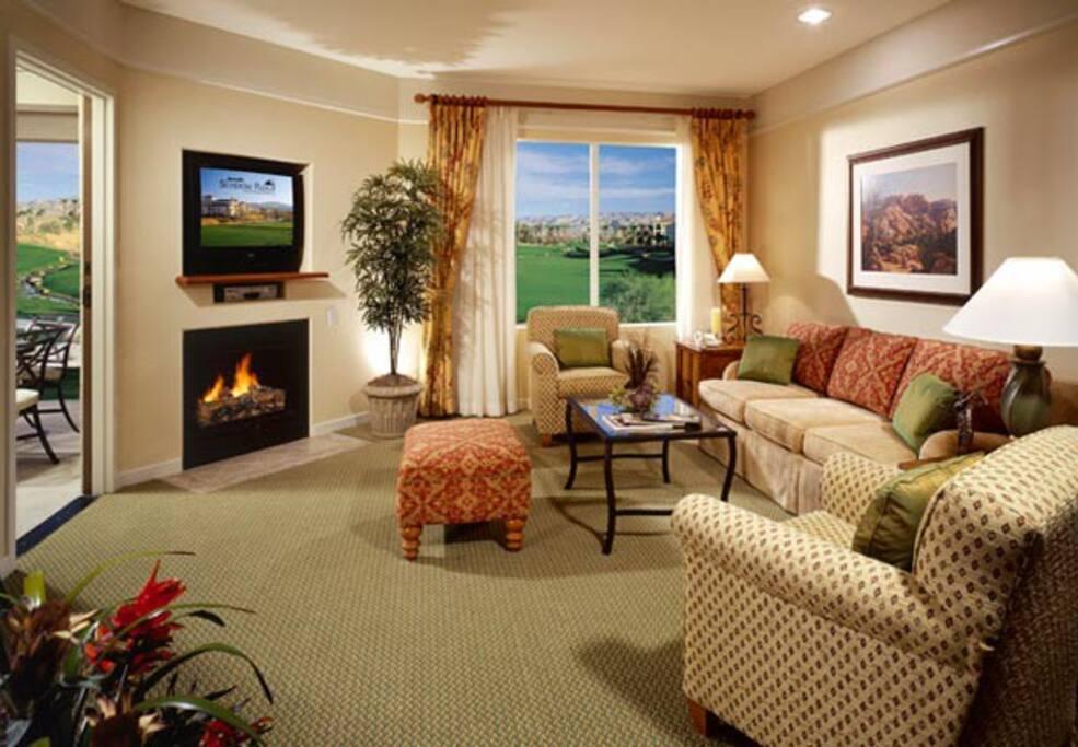 Marriott shadow ridge full 2 bedroom villa villas for - Marriott shadow ridge 2 bedroom villa ...