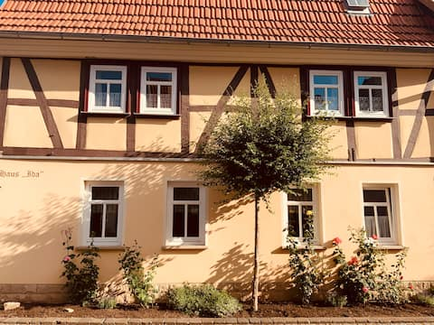 Cosy House in Middle Age Town