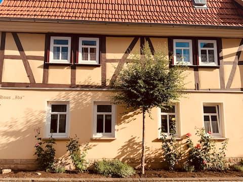 Hangulatos ház a középkori városban
