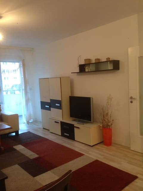 Quiet, safe, and comfortable Apartment near Eulex