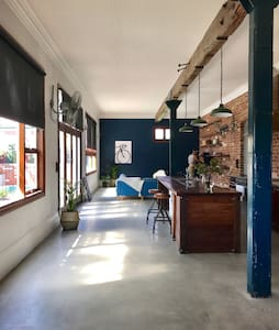 Award winning chic warehouse - Bedford - บ้าน