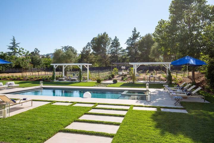 The Grove Estate Sonoma   TOT#3427N
