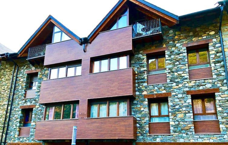 Apartaments Valls d'Àneu
