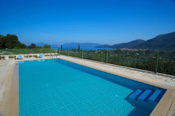 Utopia Luxury Villa,  private pool - amazing view