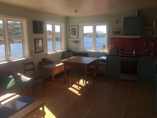 Soknevågbua - Sørværet Villsau