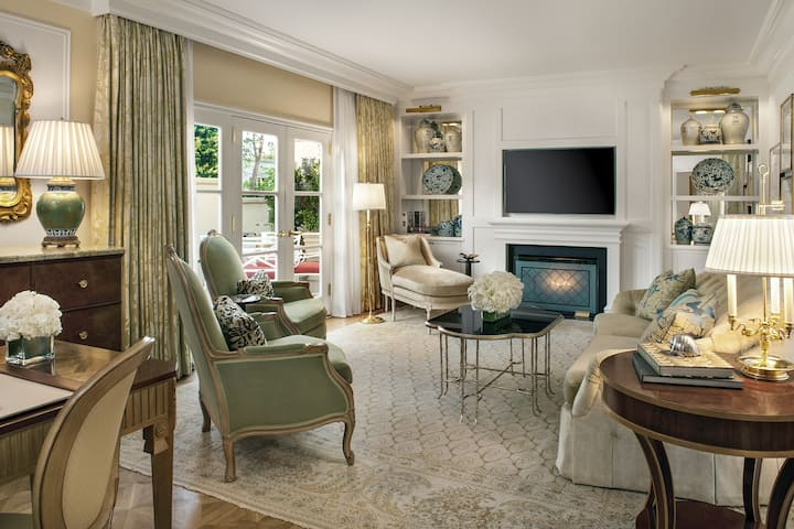 Peninsula Beverly Hills – The Peninsula Villa