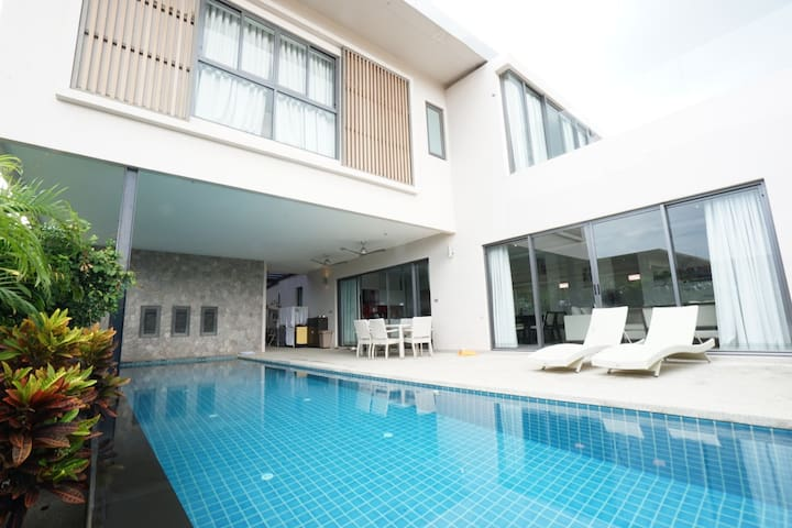 Amaya Hill Pool Villa - 라용 - House