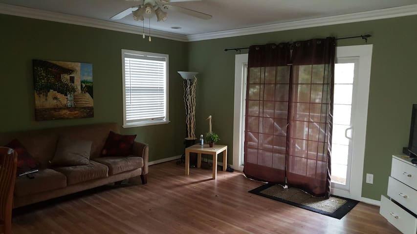 Serene 2-Bedroom - Orinda - Apartment