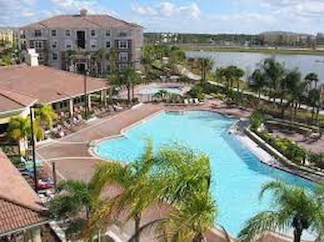 Vista Cay 5* Resort 3 bedroom Condo #36