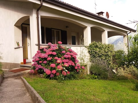 Vila Alba - a doua casa de munte