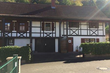 Ferienwohnung im Herzen des Pfälzer Waldes - Schönau (Pfalz)