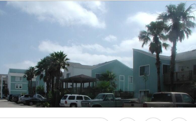 A North Padre Island Condo a block from the  beach