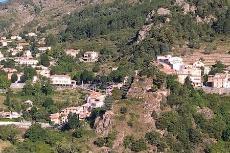 Maison de village Toudon , 47 km de NICE .
