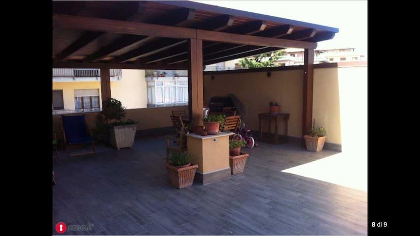 Loft moderno e fantastico terrazzo - Lanciano - Wohnung