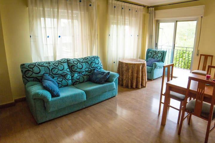 Piso 3 habitaciones reformado - Albacete - Haus