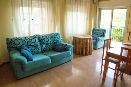 Piso 3 habitaciones reformado - Albacete - Rumah