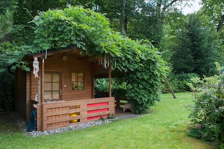 Wooden cottage with luxurious amenities - Louňovice