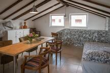 Einzigartiges Loft Apartment Luna in Strandnähe
