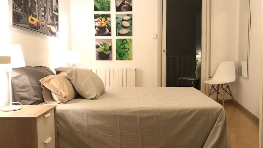 Room for rent in shared apartment