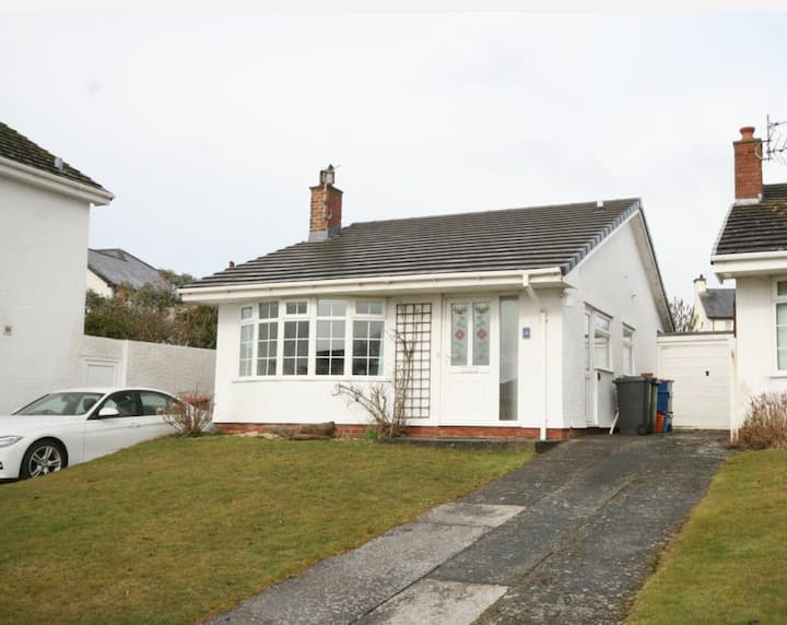 Lovely bungalow in Rhosneigr